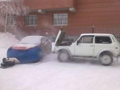 Отогрев авто в Томске