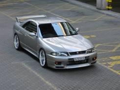 R33 GTR (BCNR 33) в разбор. Nissan Skyline, BCNR33