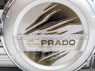 Наклейка. Toyota Land Cruiser Prado