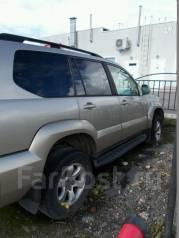 Toyota Land Cruiser Prado. KDJ120W, 1KDFTV