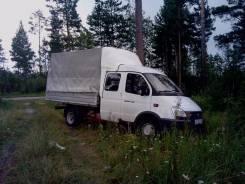 ГАЗ 330232. Продается газель, 2 700 куб. см., 1 500 кг.
