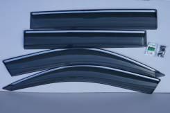 Ветровики (дефлекторы боковых окон) Lexus GX470
