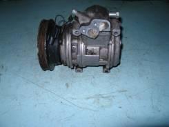 Компрессор кондиционера. Mitsubishi Galant, E39A Двигатель 4G63