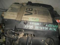 Двигатель в сборе. Nissan Leopard Nissan Stagea Nissan Cima Nissan Lafesta Двигатель VH41DE. Под заказ