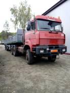 Iveco. 6x6 вездеход тягач, 13 500 куб. см., 50 000 кг.