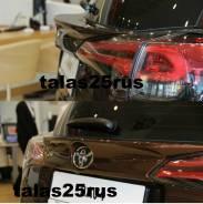 Спойлер на заднее стекло. Toyota RAV4