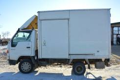 Toyota Dyna. Продам грузовик тойота-DYNA, 2 985 куб. см., 1 500 кг.