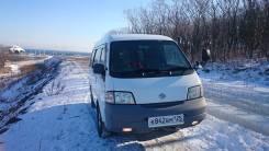 Nissan Vanette. 234 тыс. км