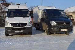 Mercedes-Benz Sprinter. Продам автомобиль Mersedes Benz Sprinter 311 CDI в Краснодарском Крае, 2 200 куб. см., 2 145 кг.