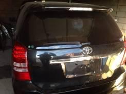 Дверь багажника. Toyota Wish, ANE11, ANE10, ZNE10, ZNE14, ANE10G, ZNE14G, ZNE10G, ANE11W Двигатели: 1ZZFE, 1AZFSE, 1AZFSE D4, 1AZFE