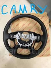 Руль. Toyota Camry, ASV50, ACV51, GSV50, AVV50 Двигатели: 2ARFXE, 2ARFE, 2GRFE, 1AZFE