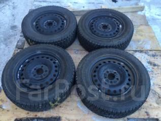 Продам зимние шины 215/65R16. x16 5x114.30