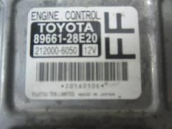 Блок управления двс. Toyota Voxy, ZRR70, ZRR70W Toyota Noah, ZRR70 Двигатель 3ZRFAE