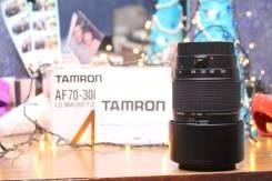 Объектив Tamron AF 70-300mm. Для Canon