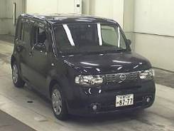 Nissan Cube. Z12