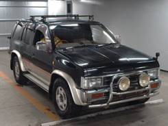 Nissan Terrano. TD21, TD27