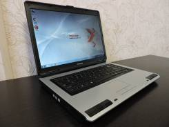 "Toshiba Satellite L40-14G. 15.4"", 2,2 ГГц, ОЗУ 2048 Мб, диск 120 Гб, WiFi, Bluetooth, аккумулятор на 1 ч."