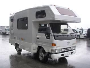 Toyota Dyna. Дом на колесах 4WD 30 000км пробег Новый, 2 800 куб. см. Под заказ