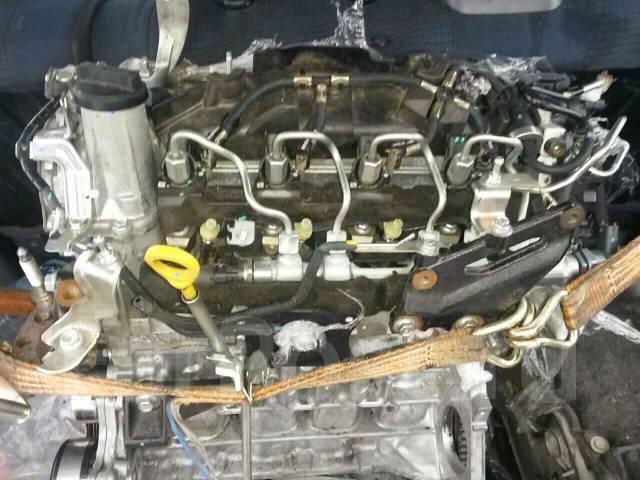 Контрактный (б у) двигатель Тойота 1ND-TV 1,4л турбо-дизель 72 л. с