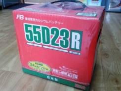 FB Super Nova. 60 А.ч., правое крепление, производство Япония
