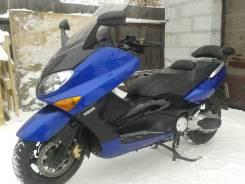 Yamaha Tmax. 500 куб. см., исправен, птс, с пробегом
