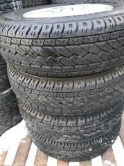 Bridgestone R600. Летние, износ: 10%, 4 шт