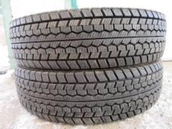 Dunlop SP LT 01. Зимние, без шипов, 2004 год, износ: 10%, 2 шт
