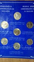"""Набор монет """"Азиатские игры"""""""