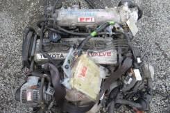 Двигатель. Toyota Vista, SV30 Toyota Master Двигатель 4SFE. Под заказ