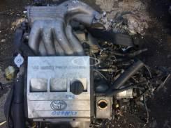 Двигатель. Toyota Mark II Wagon Qualis, MCV25 Toyota Master Двигатель 2MZFE. Под заказ