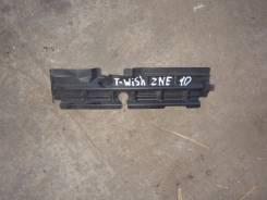 Дефлектор радиатора. Toyota Wish, ANE10G, ANE10