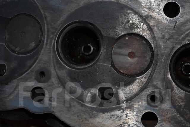 Головка блока цилиндров. Isuzu Fargo Двигатель 4FG1
