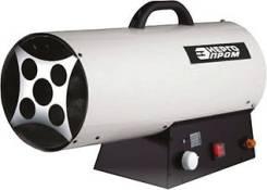 Пушка тепловая газовая Энергопром ТПГ-10ЭТ, термостат и автоподжиг