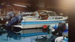 Yamaha Fish. Год: 1996 год, длина 6,60м., двигатель подвесной, 100,00л.с., бензин. Под заказ