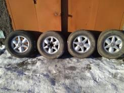 Комплект зимних колёс 245/70 R16. x16 6x139.70 ET0