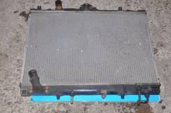 Радиатор охлаждения двигателя. Mitsubishi Challenger, K96W Mitsubishi Montero Sport Двигатель 6G72