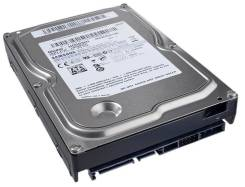 Жесткие диски 3,5 дюйма. 500 Гб, интерфейс Спта