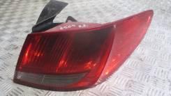 Фонарь задний наружный правый 2012- Peugeot 408