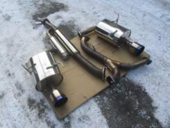 Выхлопная система. Subaru Impreza WRX STI Subaru Impreza, GVB, GVF