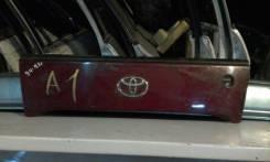 Вставка багажника. Toyota Corolla Ceres, AE100, AE101