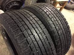Dunlop Graspic DS3. Зимние, без шипов, 2011 год, износ: 20%, 2 шт