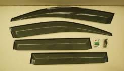 Ветровики (дефлекторы боковых окон) Honda HR-V