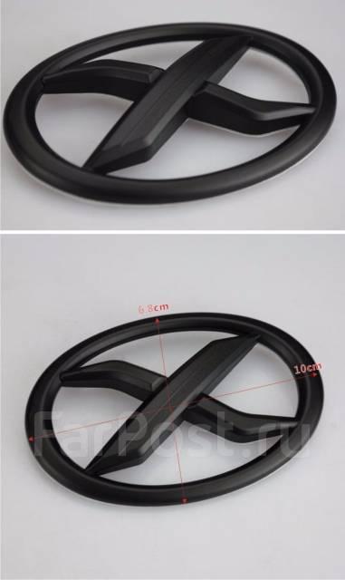 Эмблема багажника. Toyota: Porte, Mark X, Spade, Corolla Fielder, Corolla Axio Двигатели: 1NZFE, 1NRFE, 2GRFSE, 4GRFSE