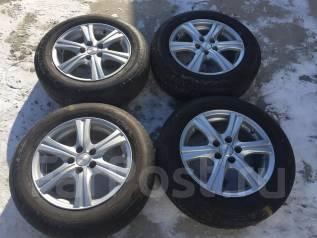 185/65 R15 Bridgestone Ecopia PZXC литые диски 5х100. 6.0x15 5x100.00 ET43