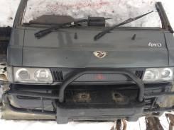 Ноускат. Mitsubishi Delica, P35W Двигатель 4D56