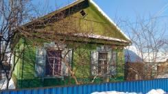 Дом в районе школы № 1. С. Чугуевка, р-н Чугуевский, площадь дома 41 кв.м., скважина, электричество 5 кВт, отопление твердотопливное, от частного лиц...