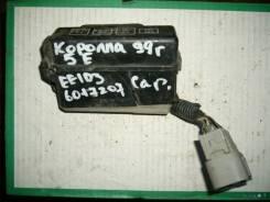 Блок предохранителей. Toyota Corolla, EE103 Двигатель 5EFE