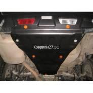 Защита бампера. Nissan X-Trail, T31, NT31, DNT31, TNT31