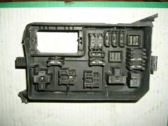 Блок предохранителей. Toyota Corolla, CE100 Двигатель 2C