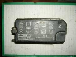 Блок предохранителей. Toyota Corolla, EE96 Двигатель 2E